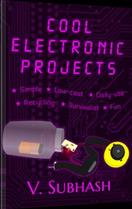 Book cover of Cool Electronic Projects