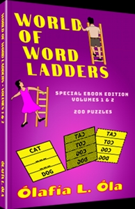 World of Word Ladders cover