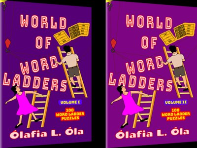 Book cover of World of Word Ladders